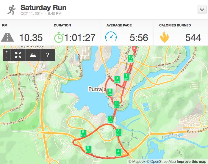 BSN Night marathon 2014