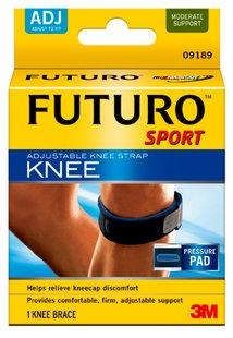Sport Adj Knee Strap_D